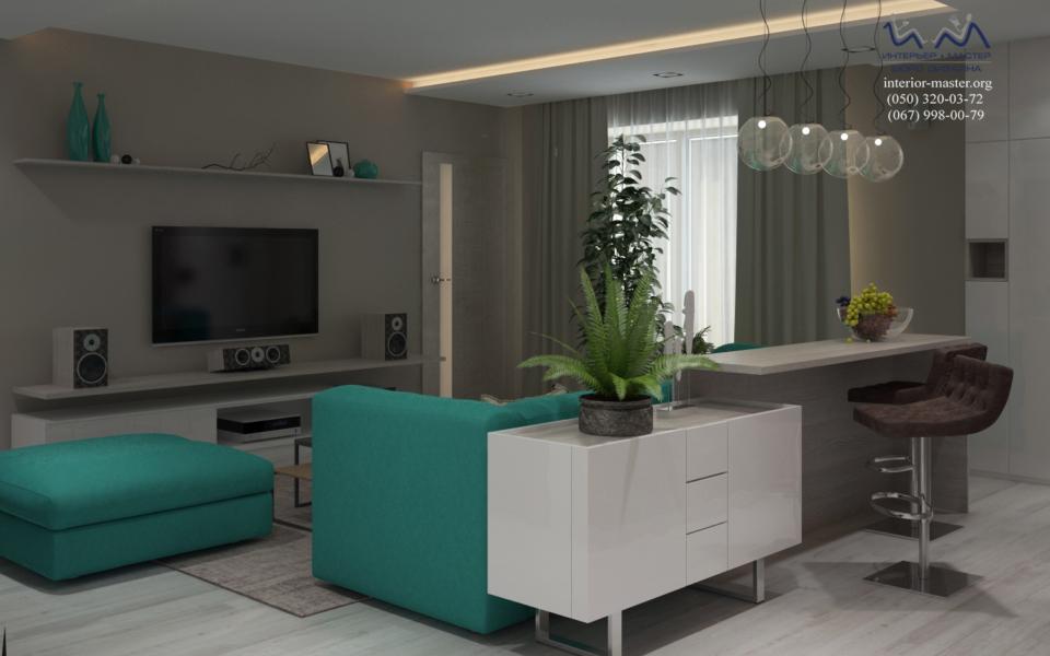 Гостиная Салют 7