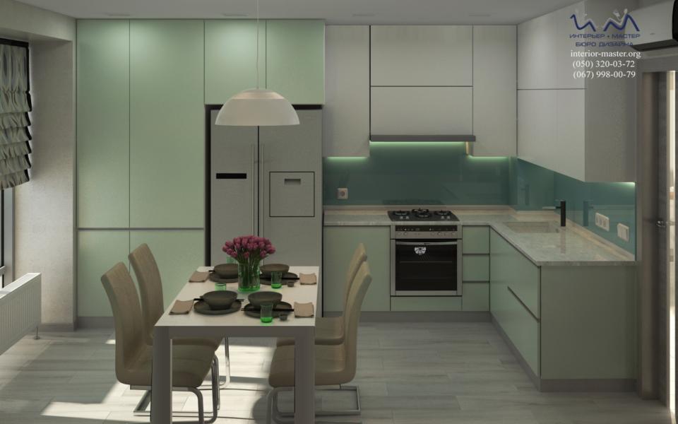 Кухня Салют 14