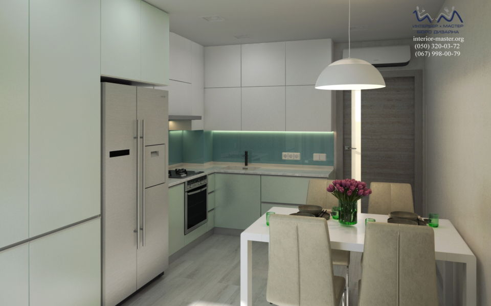Кухня Салют 15