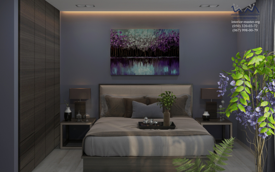 Спальня Салют 3