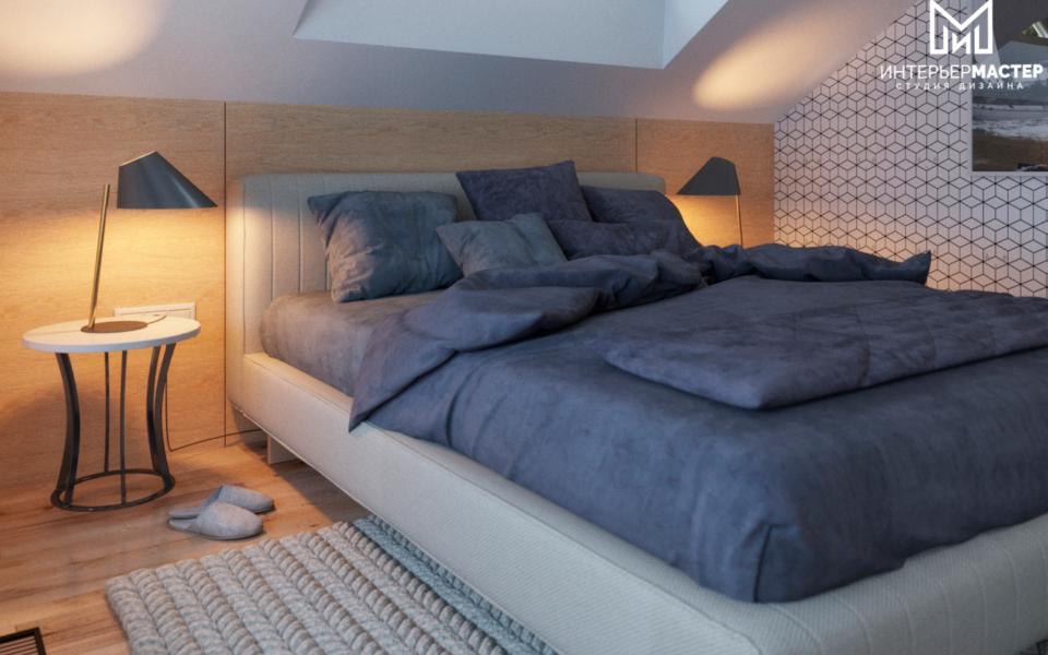 спальня для гостей вид8
