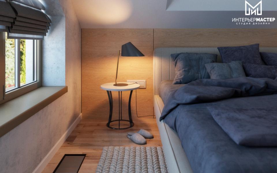 спальня для гостей вид9