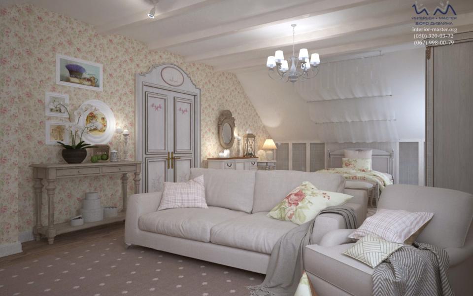 Спальня с балдахином 3